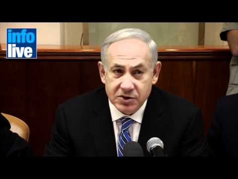 Netanyahu condemns slaughter in Syria