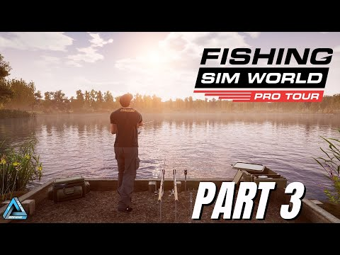 Let's Play! Fishing Sim World Pro Tour Part 3 (Xbox One X)