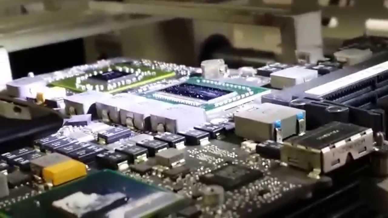 Macbook pro A1286 logic board 820-2915-B Repair
