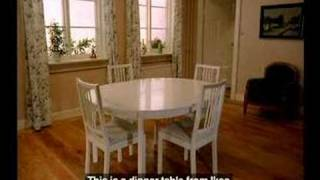 Ikea The Dining Table