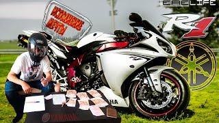 Покупка Yamaha r1-Исполнение Мечты
