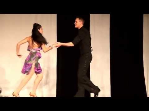 Sabrina & Ryan Calgary Intern Salsa Congress 2013
