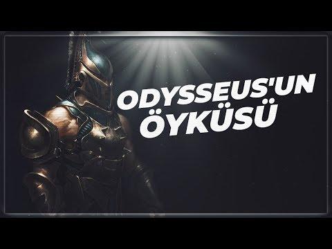 Yunan Mitolojisi | Odysseus'un Öyküsü