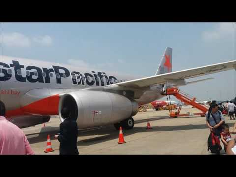Jetstar Pacific Airlines Flight Experience: BL794 Saigon (SGN) to Hanoi (HAN)