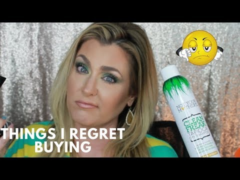 Things I Regret Buying | DON'T Waste Your Money | Hot Mess Momma MD