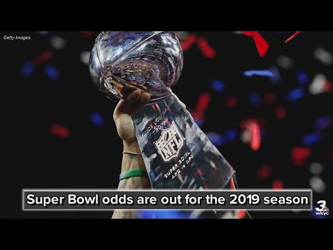 Browns given 20/1 odds to win Super Bowl LIV
