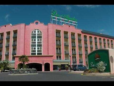 """Das Hotel """"Las Aguilas"""" in Puerto de la Cruz(Teneriffa) - priv.Hotelfilm !"""