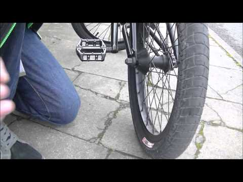 Breaking Brakeless | BMX - How To Stop Without Brakes