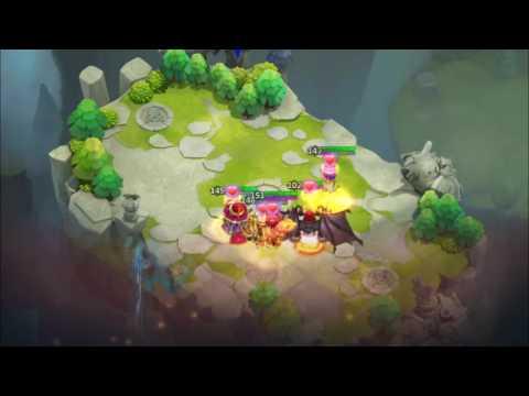 Castle Clash - Hero Series: Grimfiend