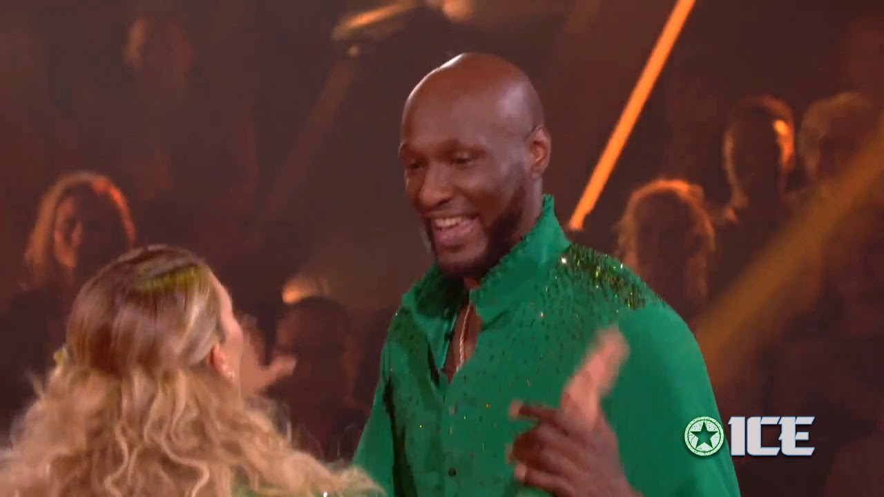 Ex-Lakers Star Lamar Odom Eliminated From 'Dancing With The Stars'