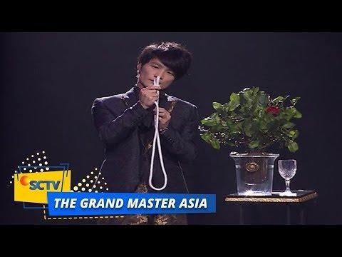 Seru Nih!! Dengan Seutas Tali, Jeff Lee Buat Juri Tak Bisa Berkata   The Grand Master Asia Top 5