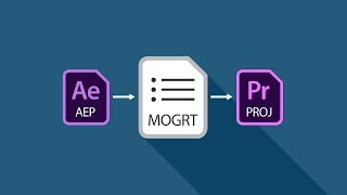 How To Create Motion Graphics Templates In After Effects