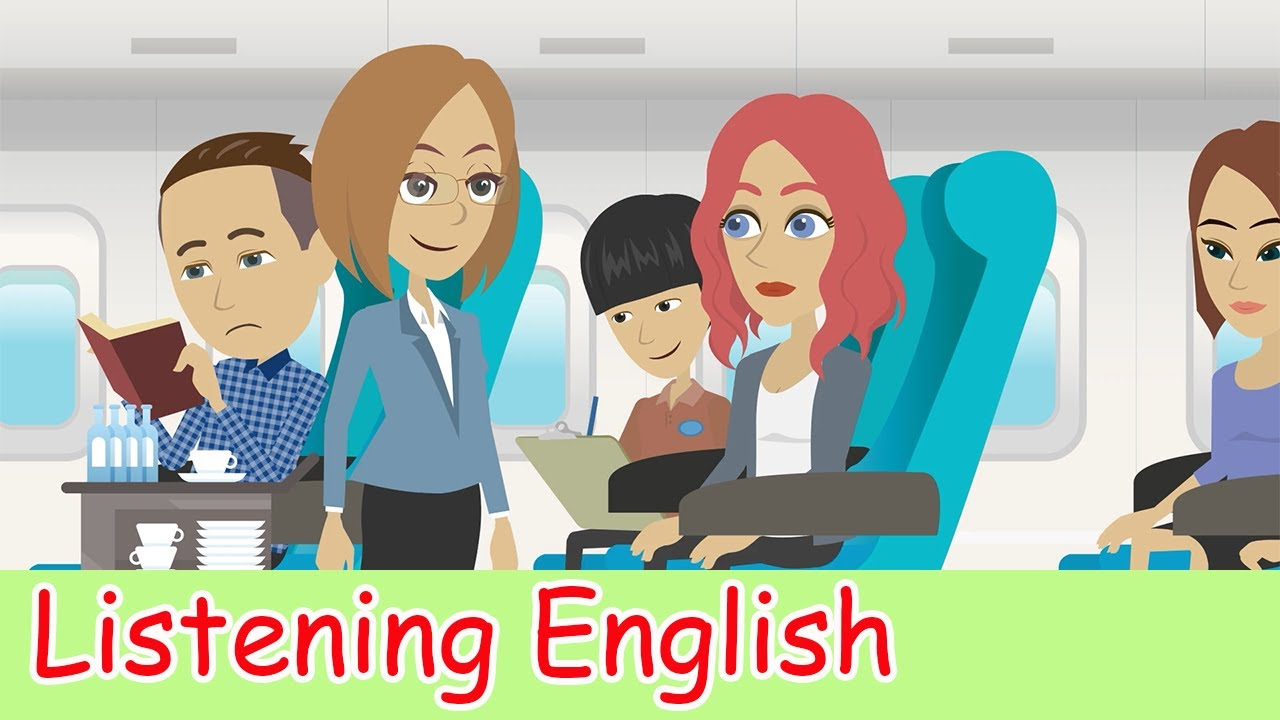 Download Listening and Speaking English Conversation With Subtitle -  English speaking Course English Lesson