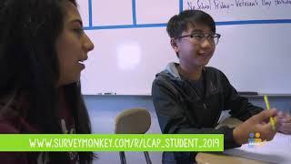EGUSD LCAP Survey for Students PSA