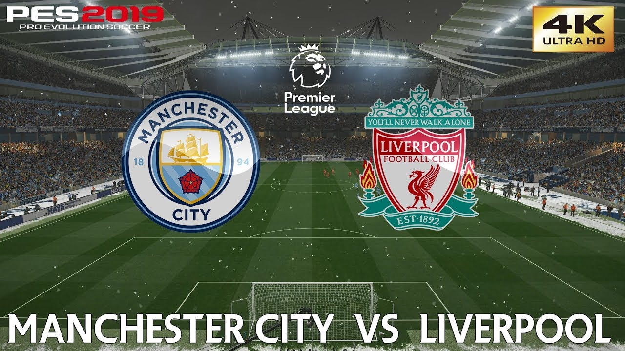Image result for Manchester City vs Liverpool pic 2019