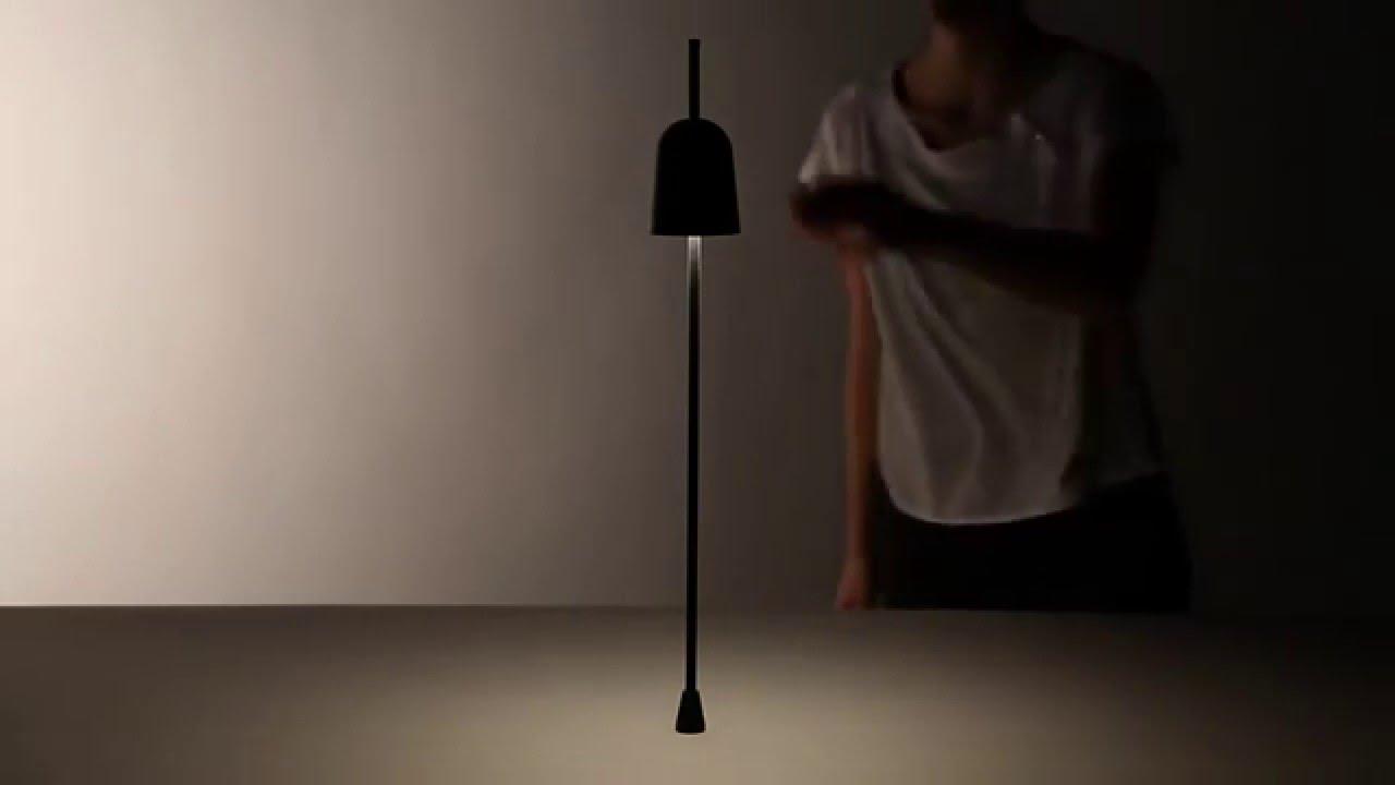 Lampe Caboche Patricia Urquiola lampe de table ascent ledluceplan - made in design