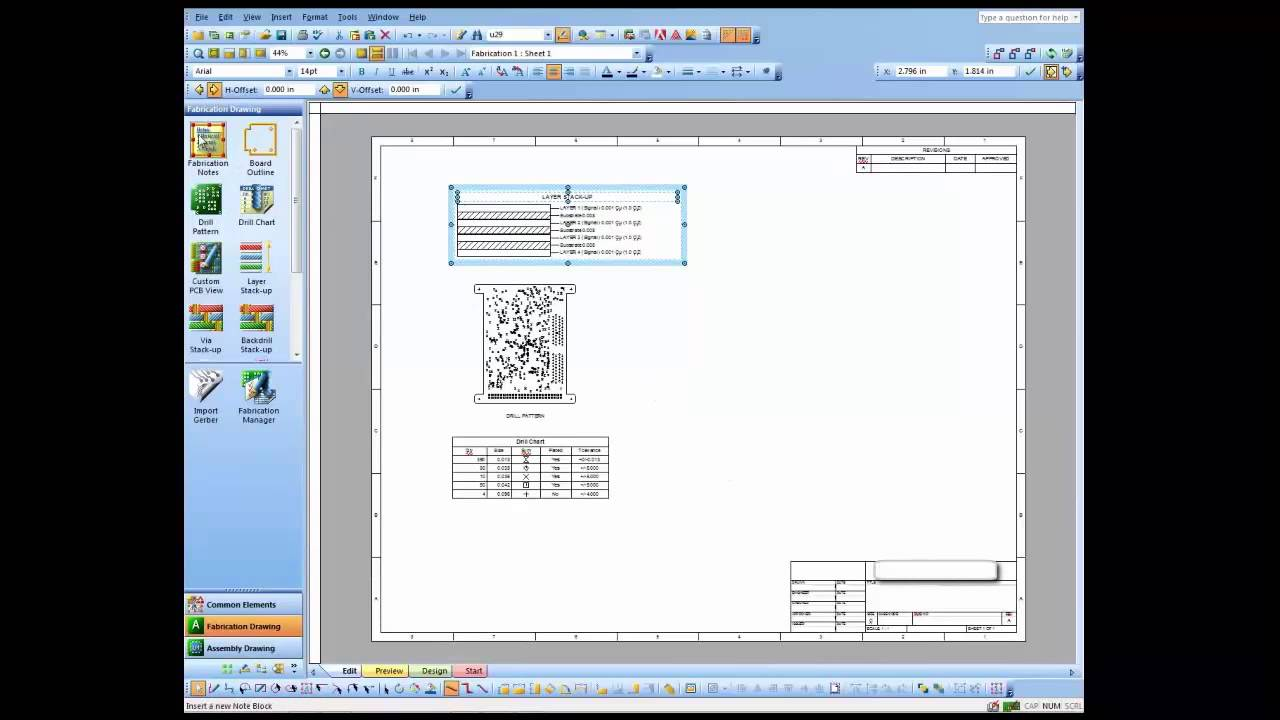 Creating a Fabrication Drawing in OrCAD Documentation Editor - YouTube