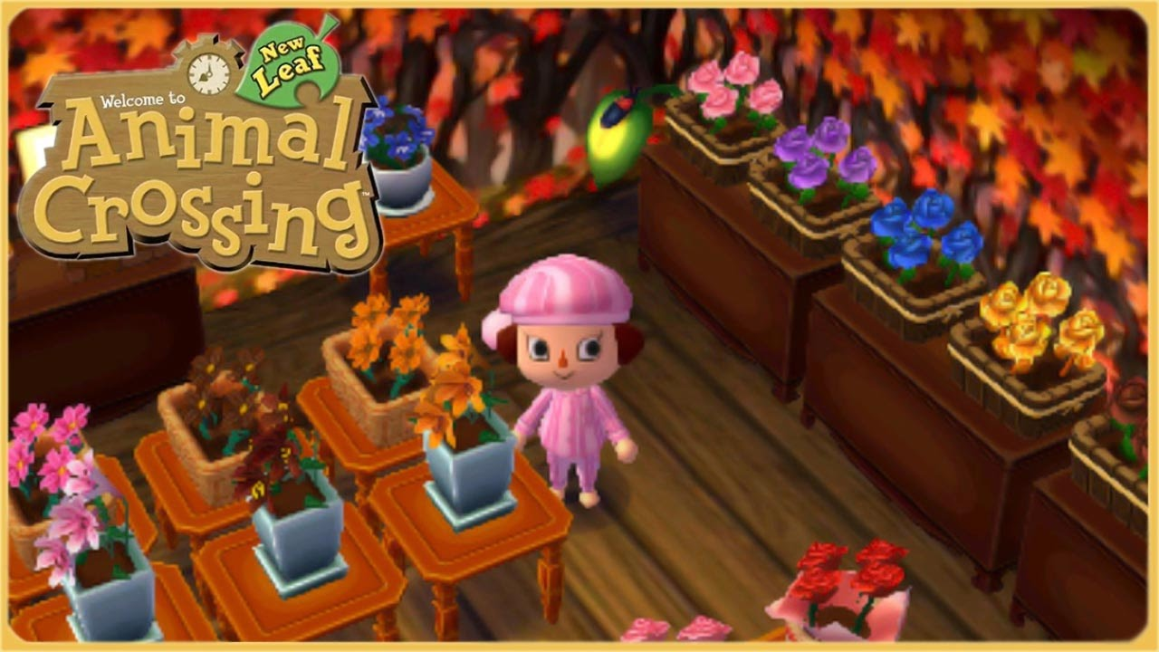 Dreams Of Tortalls Autumn Flowers Animal Crossing New Leaf