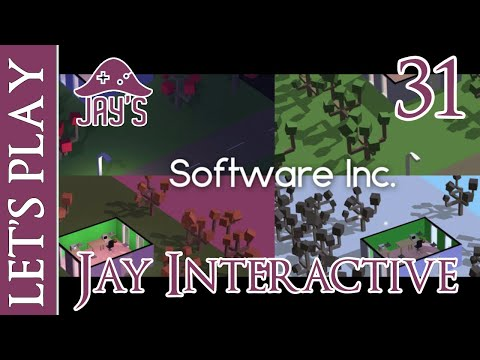 [FR] Let's Play : Software Inc - Jay Interactive - Épisode 31