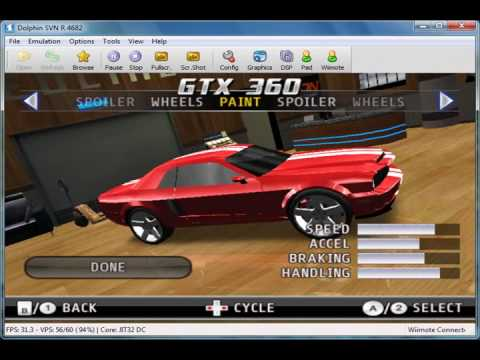 Build N Race Wii Unlock Cars