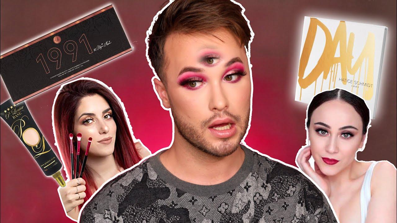 Ich teste Influencer Beauty Produkte | Maxim Giacomo