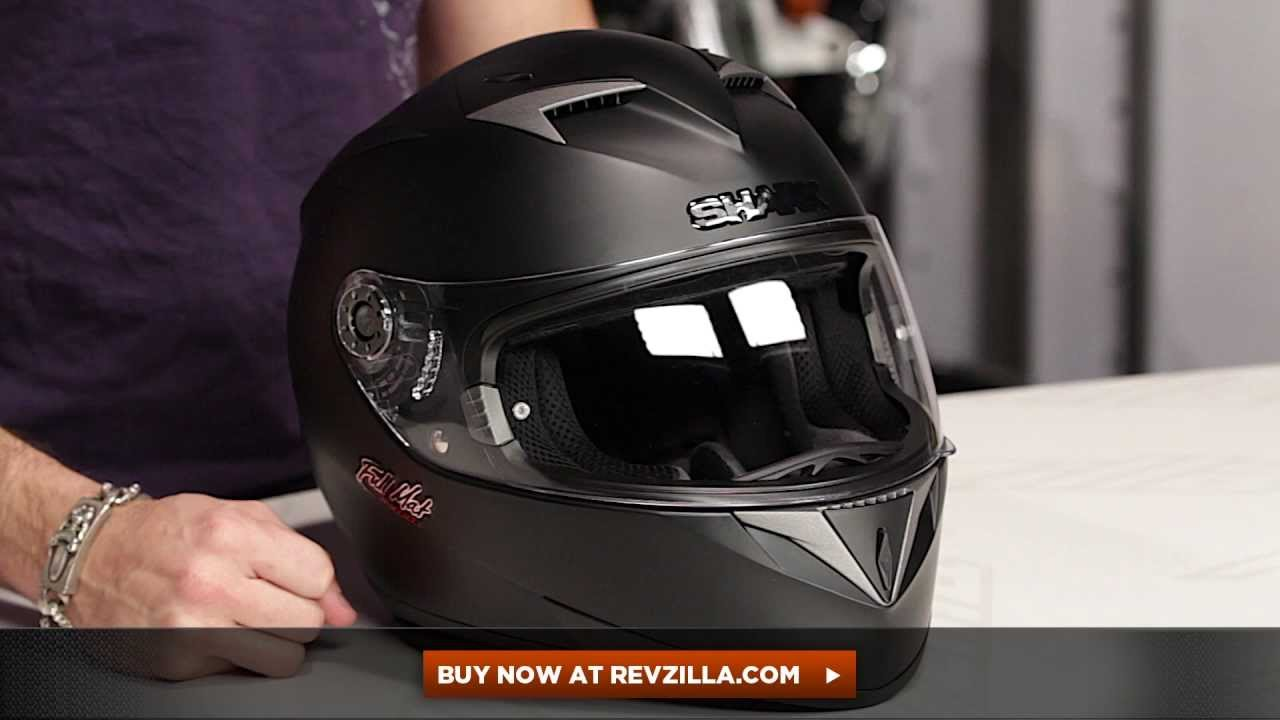 Shark S700 Helmet Review At Revzillacom Youtube