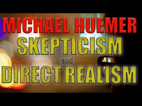 Michael Huemer: Skepticism and Direct Realism | Who Shaves the Barber? #31