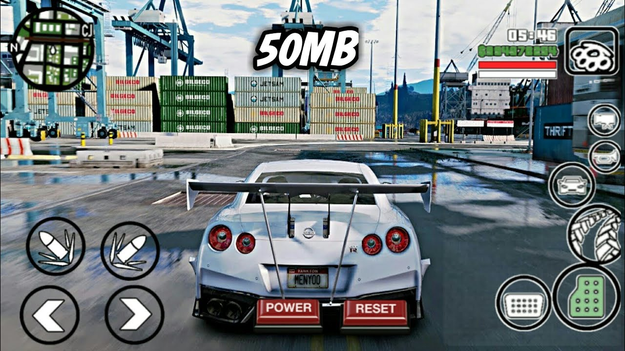 [60MB] GTA 5 ENB HIGH GRAPHICS MODPACK FOR ANDROID| WORKS IN GTA SA LITE  2018