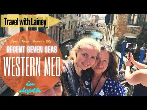 Regent Seven Seas Voyager Mediterranean Cruise