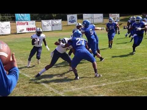 Sterling College vs Mayville State University 9/9/17