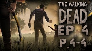 THE WALKING DEAD (Temporada 1) | EPISODIO 4: Around Every Corner P.4/4 | LET'S PLAY ESPAÑOL [HD]