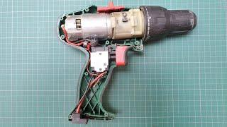 Fix drill - parkside psbsa 18-Li A1 (video 54)