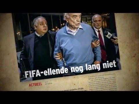 Eindspel - de keiharde klopjacht op de FIFA-kopstukken