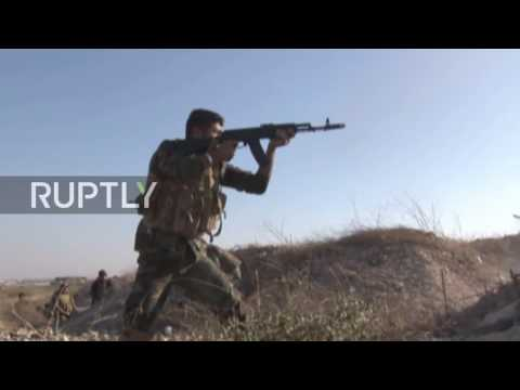 Syria: Syrian Arab Army launches campaign in Sheikh Lutfi district, Aleppo
