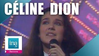 """Céline Dion """"D'amour et d'amitié""""   Archive INA"""