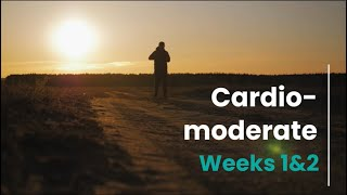 Cardio Moderate Prescription - Week 1/2 (Control)
