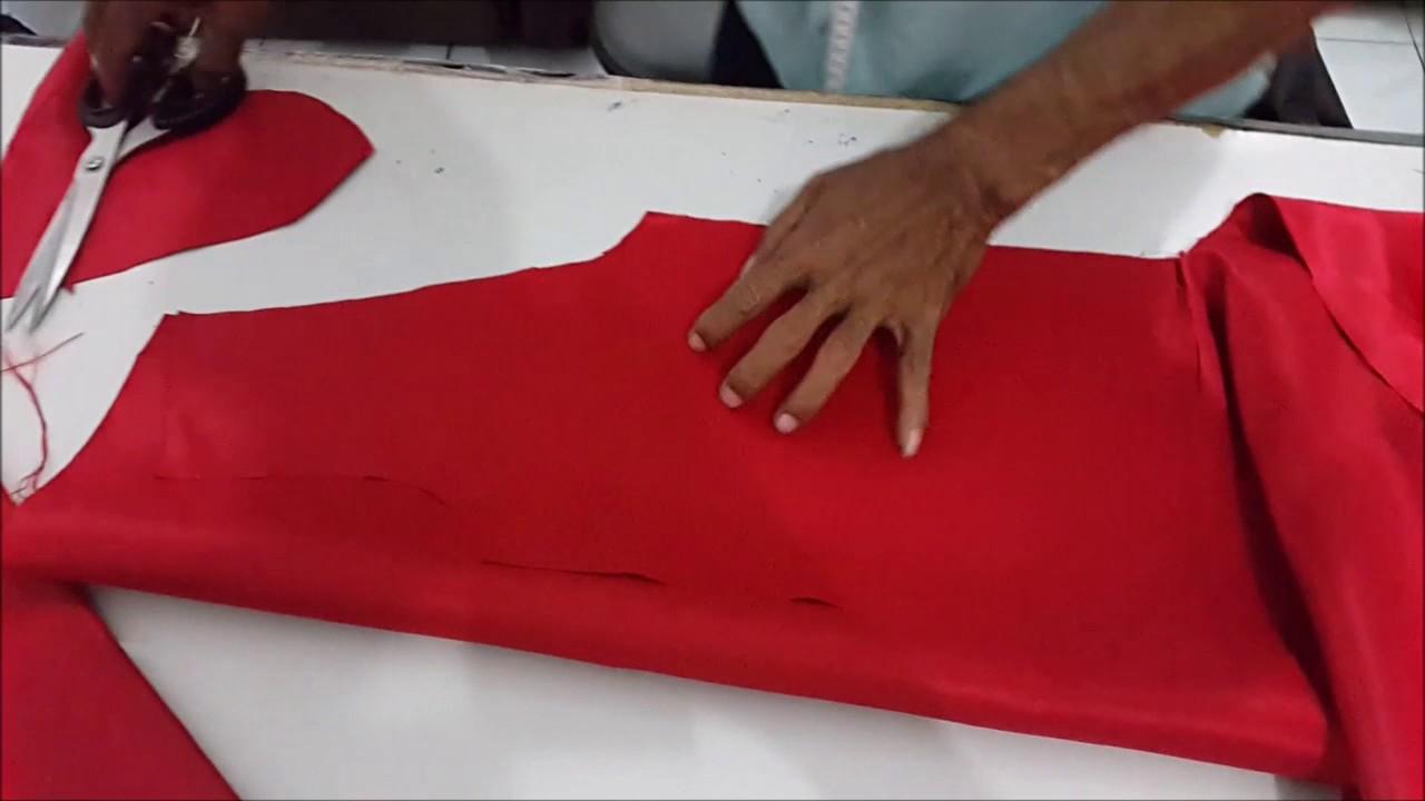Cara Membuat Pola Dan Menjahit Baju Rompi Anak Laki Laki Langkah I