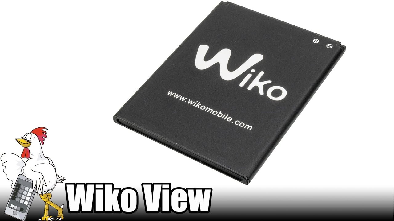 V12BNL battery for Wiko Harry 2 (W-V600) - 2900mAh / 3 85 V /11 165