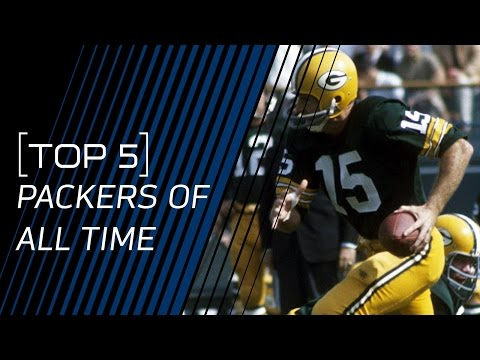 Top 5 Packers of All Time | NFL