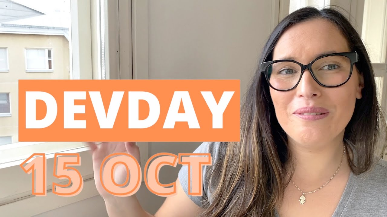 AWS DEVDAY INVITATION - 15th October