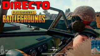 Video de DIRECTO NOCTURNO | PLAYERUNKNOWN'S BATTLEGROUNDS