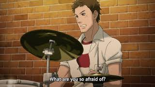 """Bag's groove """"Sakamichi no Apollon"""" """"Kids on the Slope""""   first session scene thumbnail"""