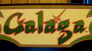 LIVE Arcade1up Let's Play: Galaga & Galaxian