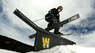 VIP: Line Skis at Woodward Copper