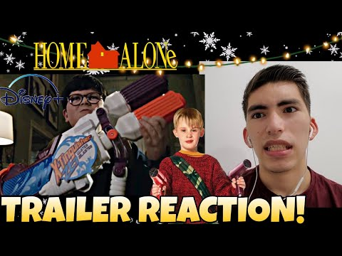Home Sweet Home Alone Trailer Reaction and Thoughts! Disney Plus Original Movie!