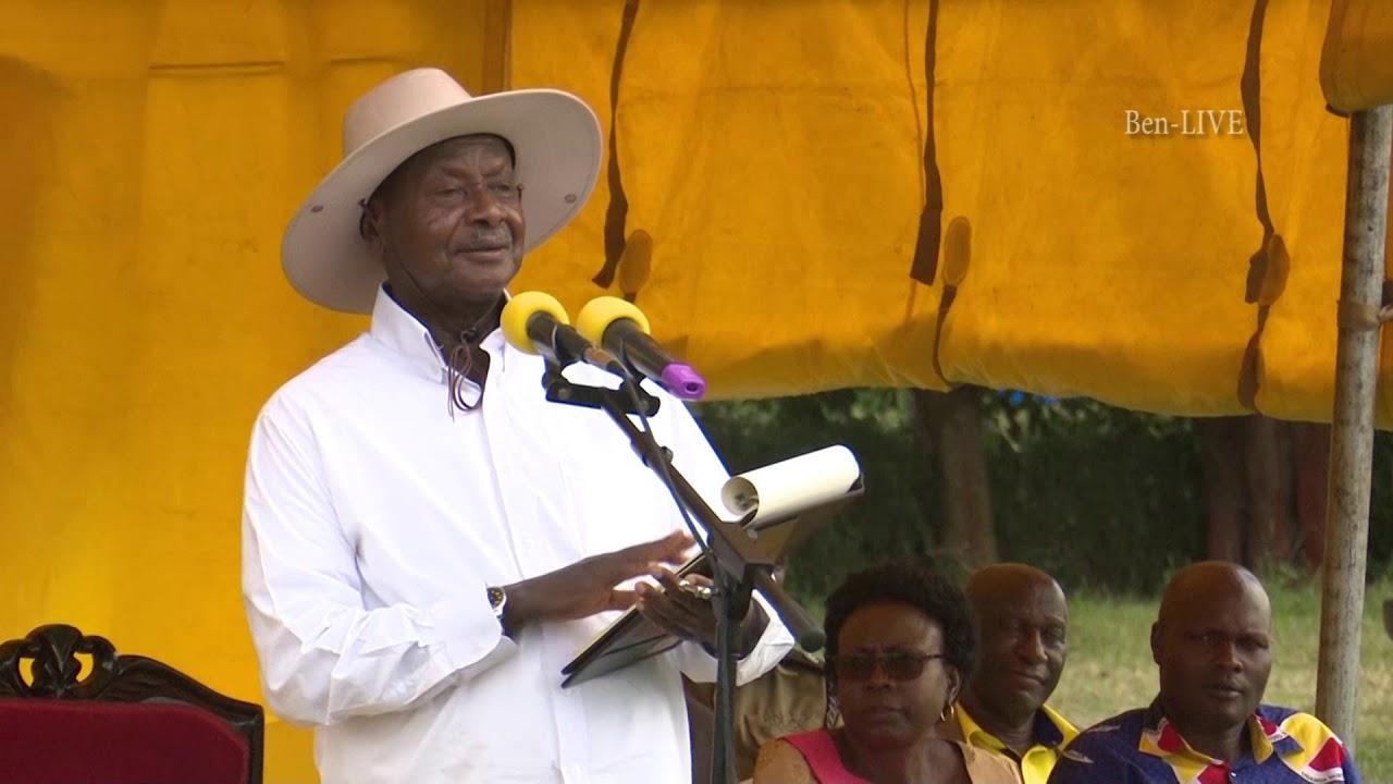 Museveni explains his blessed Health -