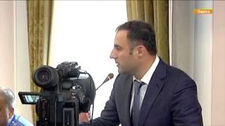 Аваков привез грузина в помощь Саакашвили
