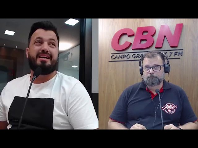 CBN Motors (16/11/2019) - com Paulo Cruz e Leandro Gameiro