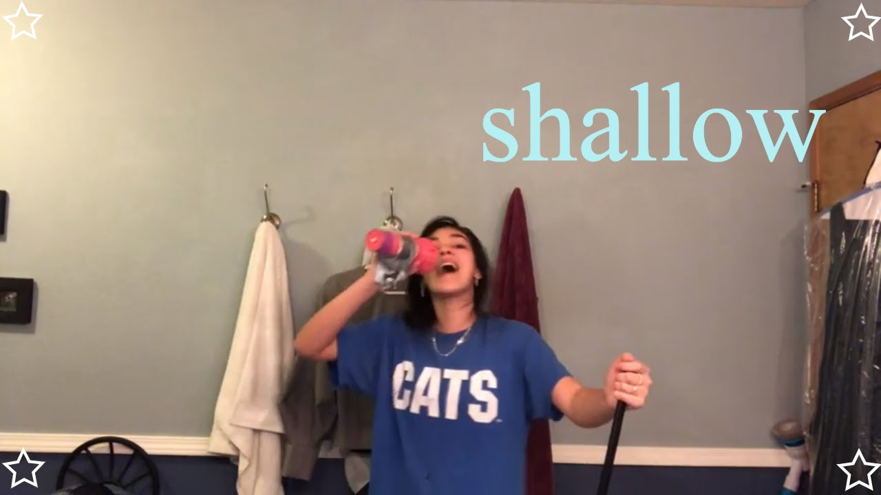 shallow cover - YouTube