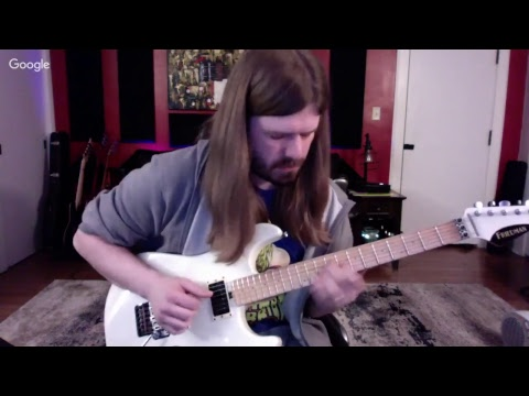 Live Guitar Hang ( 8pm Eastern)